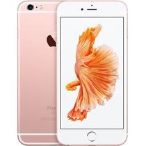 Iphone 6s Plus 128gb Rose Gold Liberado Apple Camara Nuevo