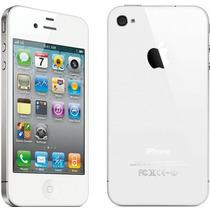 Apple Iphone 4s Blanco 16gb Libre Pra Cualquier Compañía Msi