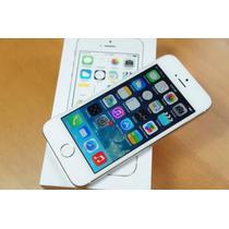 Iphone 5s 16gb Blanco Seminuevo (1 Semana De Uso)