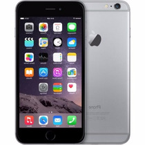 Iphone 6 128gb Space Gray Telcel Iusacell At&t Movistar