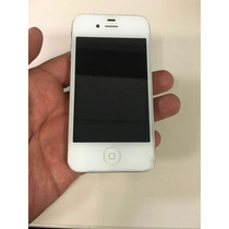 Iphone 4s 8g Blanco Funciona Al 100%