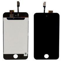 Lcd Pantalla Touch Digitalizador Ipod 4g Negro Original