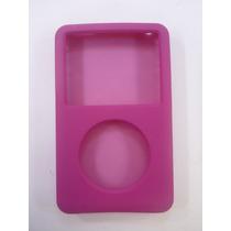 Protector Belkin Silicon Rosa Case Ipod Clasico