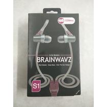 Brainwavz S1 Audifonos Para Iphone, Ipod, Mp3, Mp4 Nuevos