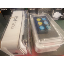Ipod Nano 7a Gen 16 Gb Negro Nuevo Venta O Cambio
