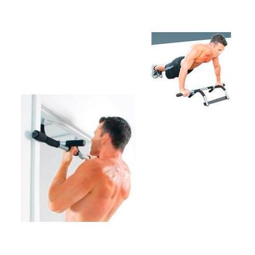 Iron Barra Multifuncional Para Ejercicio Biceps Gym