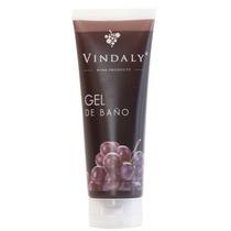 Vindaly Gel De Baño, Fácil Enjuague,aceite De Semilla De Uva