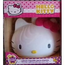 Hello Kitty Jabon Liquido P/manos 500ml (blumen)