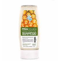 Shampoo Corporal Relajante De Piña Colada Nutre Shelo Nabel