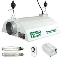 Sistema Iluminacion Para Cultivo De Plantas Crecimiento Hm4
