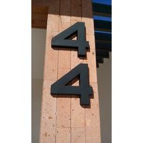 Números Residenciales Para Casa, Oficina En 3d Exterior