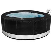 Jacuzzi Burbujas Portatil Inflable Control Temperatura Pm0