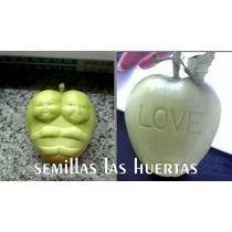 1 Molde Para Formar Frutas En Forma De Corazon Mediano