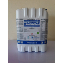 New Cap 5lts Herbicida Glifosato Para El Control De Maleza