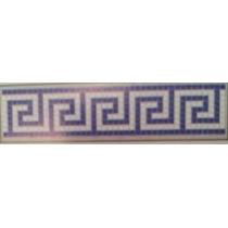 Cenefa Tula Alberca Aprovecha Mosaico Veneciano