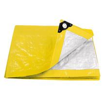 23744 Lona Para Uso Rudo 5 X 6m 110g/m2 Amarilla Pretul