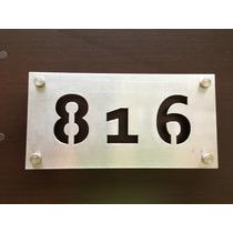 Números Residenciales, K