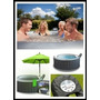 Jacuzzi Inflable Modelo B-110