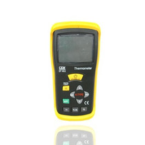 Termometro Dual -50/1300°c Dt612 Ecom