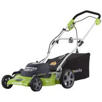 Maquina Podadora Cortadora Greenworks 25022 12 Amp Vbf