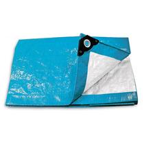 23736 Lona Para Uso Rudo 5 X 6m 110g/m2 Azul Pretul