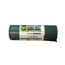 Jardín Sacos - Eco Bolsa 10 Verde 100ltr Reciclado