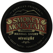 Smokey Mountain Tabaco 5 Latas - Straight - Libre De Tabaco
