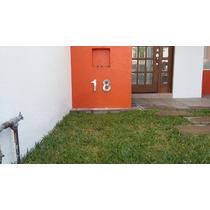 Numeros Residenciales Para Casa U Oficina 22cm