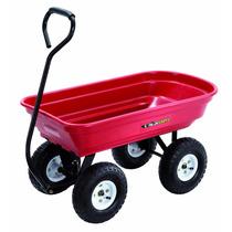 Carro Remolque Carga Usos Múltiples, Jardinería Taller 600lb