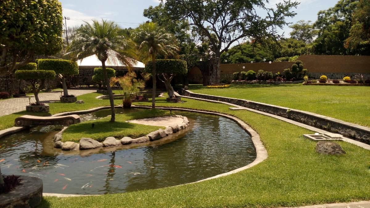Jardin de fiestas en queretaro eventos y todo tipo de for Tipos de jardines