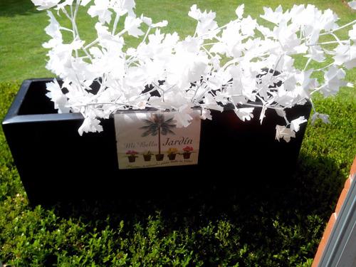 Jardinera fibra de vidrio 1 en mercadolibre - Jardineras de fibra de vidrio ...
