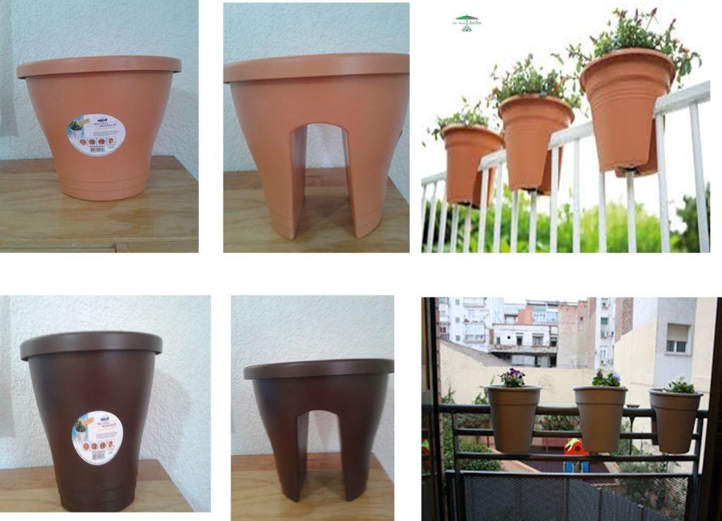 Jardineras macetas para flores y plantas en - Jardineras con plantas ...