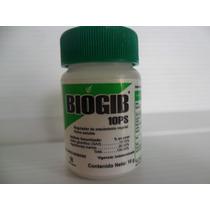 Biogib Acido Giberelico 10gr Regulador Decrecimiento Vegetal