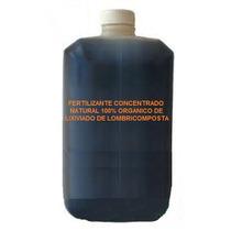 Fertilizante Organico Concentrad Humus Liquido Lombricompost
