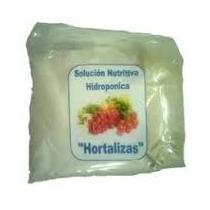 Solución Nutritiva Hidroponica Para 1000 Lt