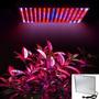 Hidroponia Luz 225 Led Espectro Completo Crecimiento Plantas