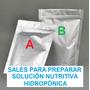 1 Kg De Sal Para Solución Hidropónica - Sales - Hidroponia