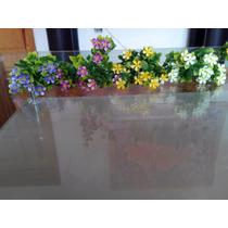 Ramo De Flores Artificiales Finas