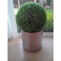Planta Decorativa Topiario Artificial