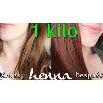 Henna 100% Natural 1 Kilo Cabello Tatuaje Tinte Hena Jena
