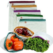 Eco Friendly Lavables Y Reutilizables Bolsas Producir - Muse