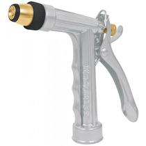 Pistola Metalica Reforzada Boquilla Regulable Truper 17482