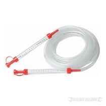 Indicador De Nivel De Agua - 10m Silverline Kit Manguera Tub