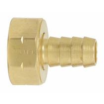 Conector De Bronce Tipo Macho P/ Manguera De 1/2 130371 Vv4