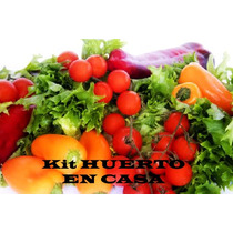Kit Semillas Hortalizas Para Huerto En Casa +regalos!!!