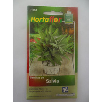 1 Sobre De Semillas De Salvia