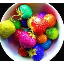 Semillas Fresas De Varios Colores