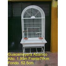 Jaula Guacamayera Abanico