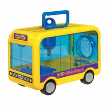 Casa Para Hamster Tipo Camion Marca Super Pet