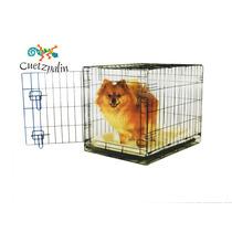 Jaula Entrenadora,transportadora P/ Perro Safe Zone Chica